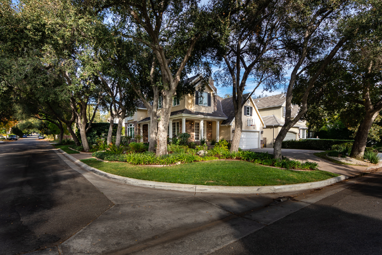 317 SAN JUAN WAY, La Canada Flintridge CA: