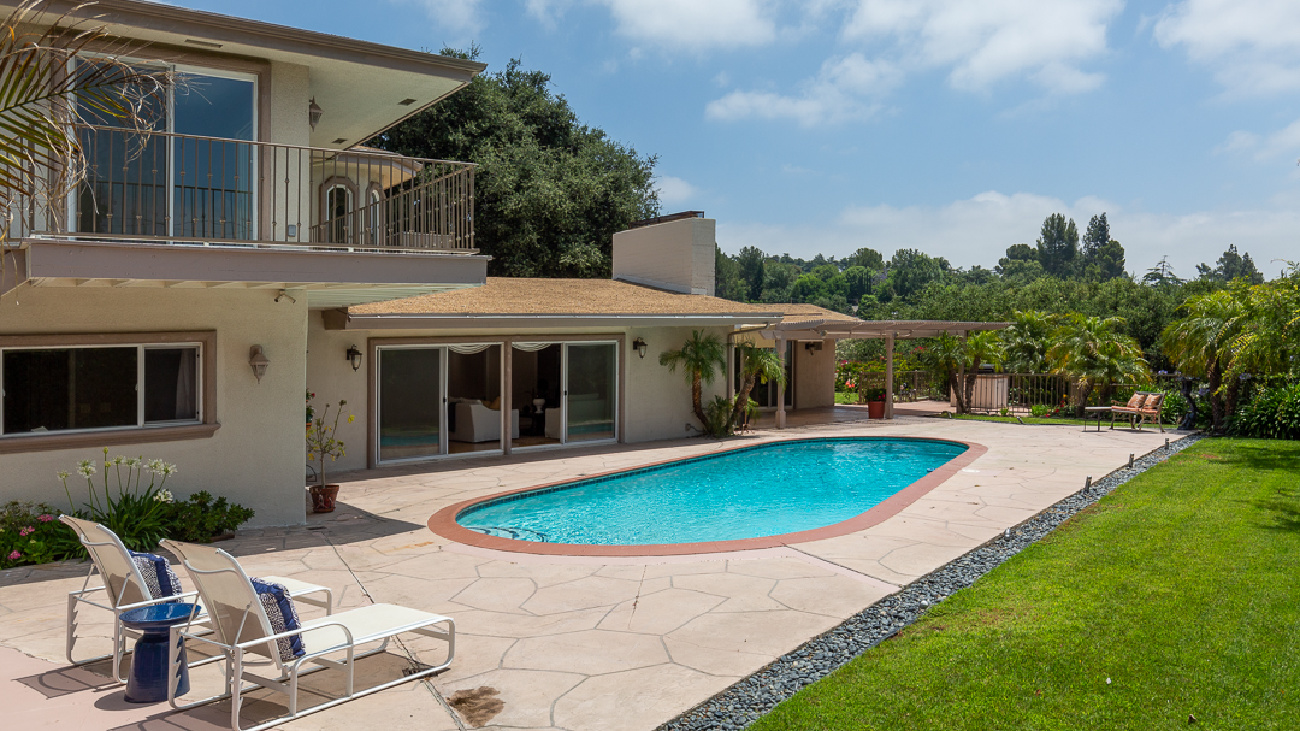 2100 VIA VENADO, La Canada Flintridge CA: